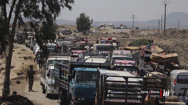 confine siria giordania, Sicilia, Mondo