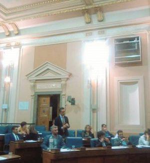 Caltanissetta, saltano due sedute di fila al Consiglio comunale