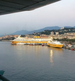 La compagnia Corsica Ferries collegherà Trapani a Nizza: partenze dal 21 aprile
