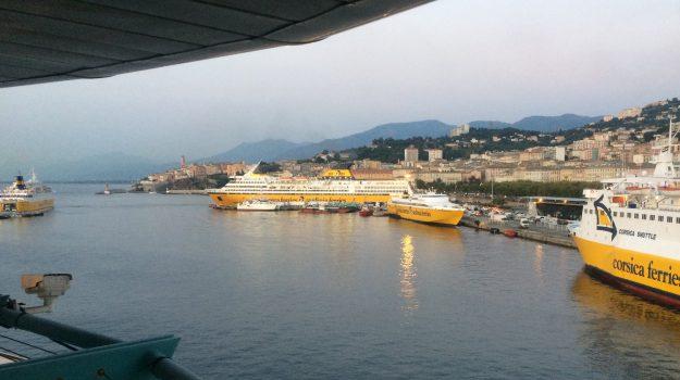 Collegamento Trapani Nizza, Corsica Ferries, Trapani, Economia