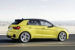 Completamente riprogettata, la nuova generazione di Audi A1 ha caratteristiche premium più spiccate