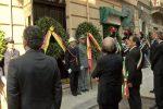 Dalla Chiesa, corone di fiori in via Isidoro Carini: il video della cerimonia a Palermo