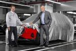 Emozione ad Audi Bruxelles per la produzione del primo esemplare di e-Tron