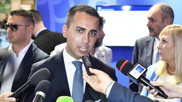 governo, manovra, Luigi Di Maio, Sicilia, Politica