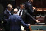 Luigi Di Maio alla Camera durante il voto sul Milleproroghe