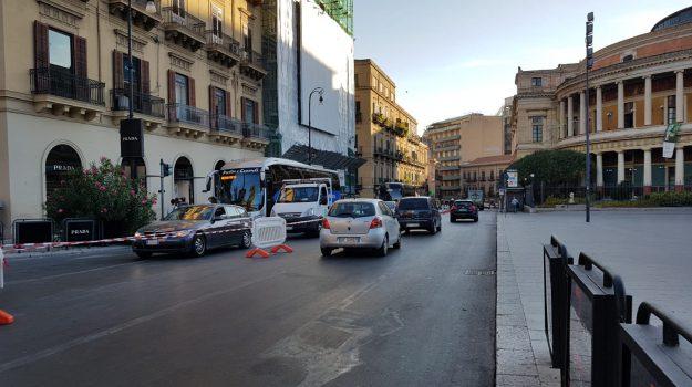 Politeama visita Papa Palermo, visita papa palermo, Papa Francesco, Palermo, Cronaca
