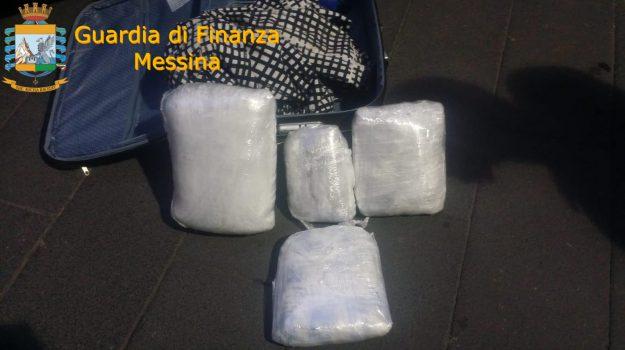 droga messina, marijuana, Messina, Cronaca