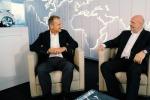 Herbert Diess CEO del Gruppo Volkswagen intervistato da Osterloh per la newsletter interna