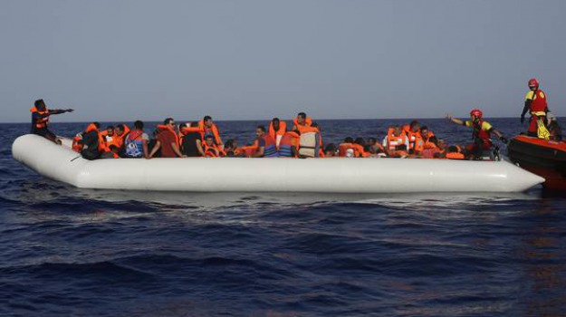 Sbarchi a Lampedusa, sbarchi a Porto Paolo, Agrigento, Cronaca