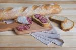 Pane e salame, merenda perfetta per il rientro a scuola