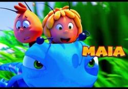 «L'ape Maia - Le Olimpiadi di Miele» sarà distribuito nelle sale cinematografiche dal prossimo 18 ottobre da Koch Media