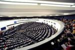 L'aula plenaria del Parlamento europeo nella sede di Strasburgo
