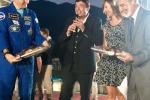 Premio 'Gal Hassin' all'astronauta Nespoli e a Bianucci