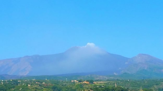 eruzione, etna, Catania, Cronaca