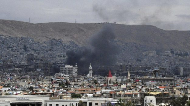 esplosioni siria, Sicilia, Mondo