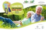 Aiom, progetto  'Cancro, la prevenzione non si ferma dopo i 65 anni'