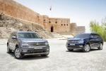 Suv Teramont, dopo Russia Volkswagen attacco a Medio Oriente