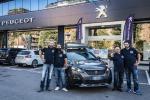 Peugeot 3008,in 4 dall'Europa alla Cina sulla Via della Seta