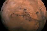 I dati della missione Mars Odissey indicano che 4 miliardi di anni fa il sottosuolo di Marte era in grado di dare fornire energia a colonie di microrganismi (fonte: NASA / JPL)