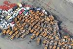 Tifone e terremoto hanno danneggiato in Giappone soprattutto automobilisti e concessionarie