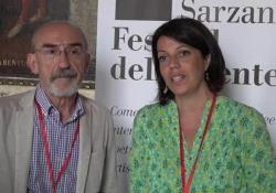 Gli scienziati Carlo Alberto Redi e Manuela Monti protagonisti di uno degli incontri della rassegna culturale