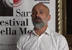 L'intervento di Giuseppe Antonelli alla rassegna culturale in programma a Sarzana
