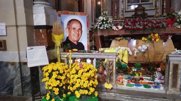 commemorazione padre puglisi, Don Pino Puglisi, Padre Pino Puglisi, Palermo, Cronaca