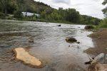 Il fiume Colorado tra la California e l'Arizona