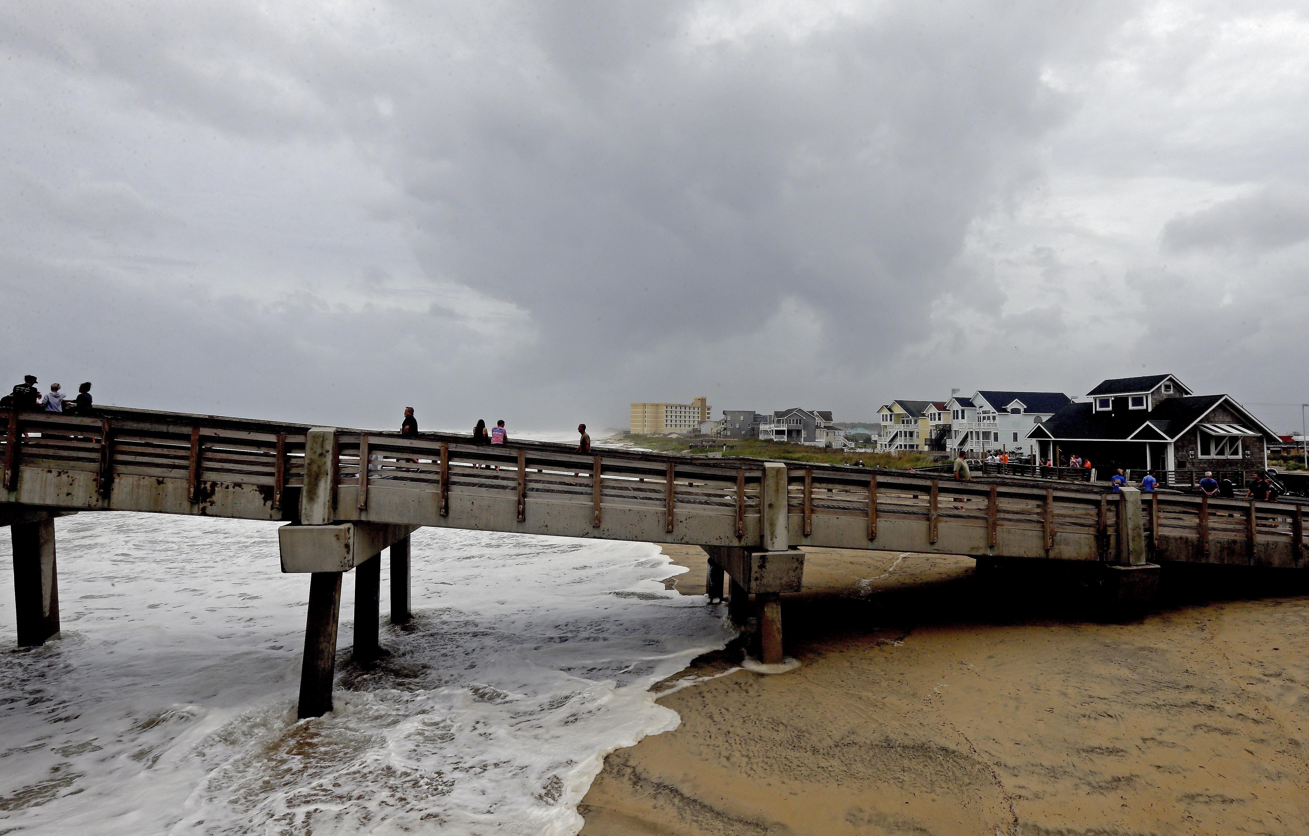 Florence si abbatte sugli Usa, 13 morti in Nord e Sud Carolina