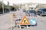 Un'immagine di viale Sicilia nel quartiere Fontanelle