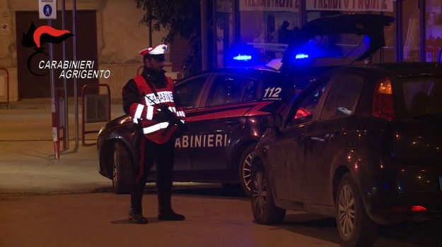arresto a canicattì, rapina bar canicattì, Agrigento, Cronaca