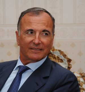 Il presidente del Collegio di Garanzia del Coni Franco Frattini