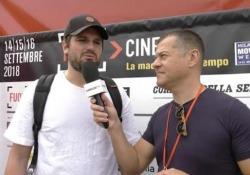 Lo youtuber si racconta in un'intervista alla kermesse di cinema a Milano