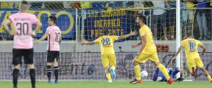 La finale play off fra Frosinone e Palermo