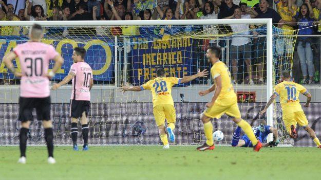 Frosinone Palermo, ricorso palermo calcio, Palermo, Qui Palermo