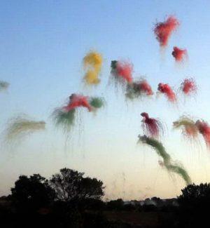 """Chiara Ferragni e Fedez hanno detto """"si"""" al tramonto: fuochi d'artificio alla fine del rito"""