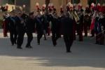 Palermo, le immagini della cerimonia di avvicendamento tra il generale Galletta e il generale Cataldo