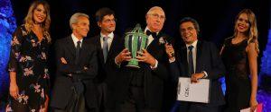 Gdshow, standing ovation per Pippo Baudo: le immagini della serata