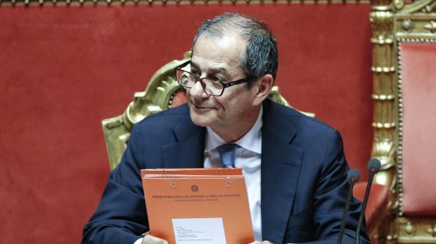 manovra, pensioni, reddito di cittadinanza, Sicilia, Politica