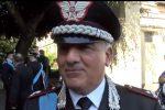 Giovanni Cataldo, nuovo generale Comando Legione Carabinieri Sicilia