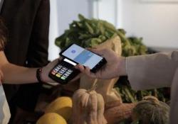 Nel nostro Paese il sistema per i pagamenti con lo smartphone dell'azienda Usa