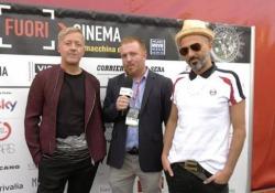 Max Casacci e Samuel Romano ospiti a lla kermesse milanese per raccontare la loro passione per il cinema e come ha influito nei loro videoclip