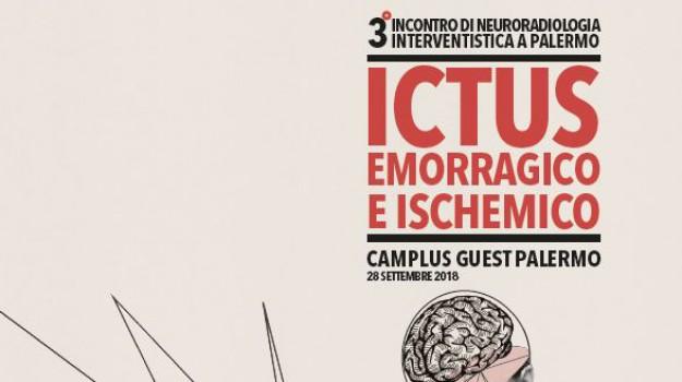ictus ischemico, terzo incontro di Neuroradiologia a Palermo, Palermo, Società