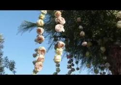 «Piango in ogni momento, era il matrimonio che sognavo», scrive Chiara Ferragni nel post social che accompagna il video con le immagini più belle della cerimonia