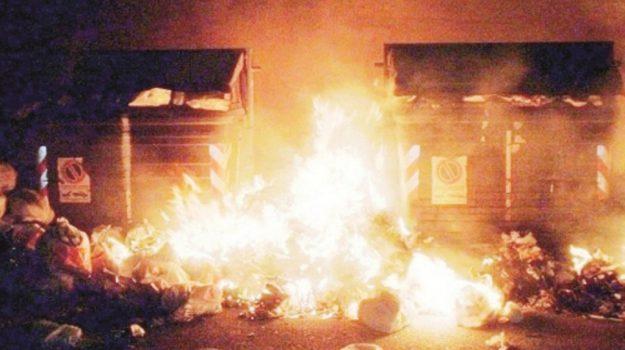 incendi licata, Agrigento, Cronaca