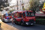 Incendio in un ristorante a Catania, evacuati gli ospiti di un albergo