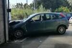 Incidente nella corsia laterale di viale Regione a Palermo, traffico e rallentamenti