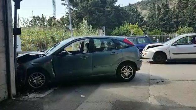 incidente palermo, Incidente viale Regione Palermo, Palermo, Cronaca