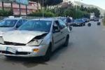 Palermo, lo scontro e poi lo schianto contro il muro: il video dell'incidente in viale Regione