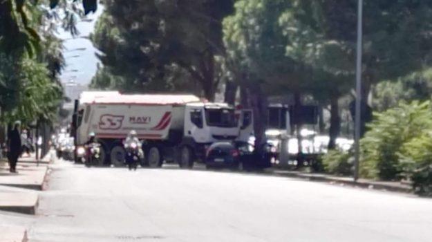 Incidente viale Regione Palermo, Palermo, Cronaca